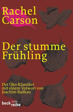 Der stumme Frühling (eBook, ePUB) - Carson, Rachel