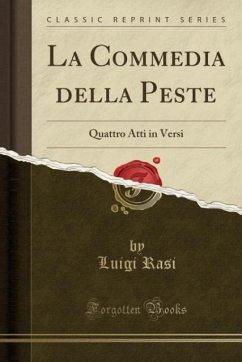 9780243986361 - Rasi, Luigi: La Commedia della Peste - Liv