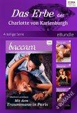 Das Erbe der Charlotte von Karlenburgh - 4-teilige Serie (eBook, ePUB)