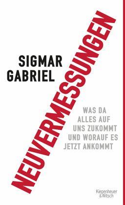 Neuvermessungen - Gabriel, Sigmar