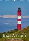 Insel Amrum (Wandkalender 2018 DIN A3 hoch)