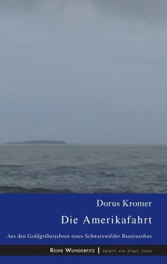 Die Amerikafahrt - Kromer, Dorus