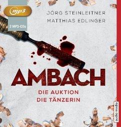 Die Auktion & Die Tänzerin / Ambach Bd.1+2 (2 M...