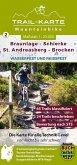 MTB Trail-Karte Harz: Braunlage - Schierke - St. Andreasberg - Brocken