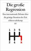 Die große Regression (eBook, ePUB)