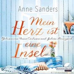 Mein Herz ist eine Insel (MP3-Download) - Sanders, Anne