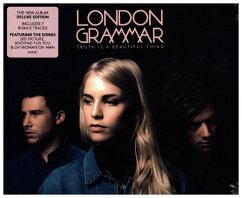 Truth Is A Beautiful Thing (Ltd. Deluxe Edt.) - London Grammar