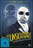 Der Unsichtbare - Monster Classics - Complete Collection DVD-Box