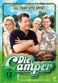 Die Camper - Die komplette Serie DVD-Box