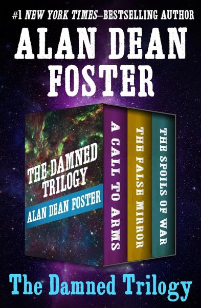 The Damned Trilogy By Alan Dean Foster |  ™