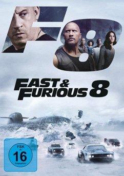 Fast & Furious 8 - Vin Diesel,Michelle Rodriguez,Dwayne Johnson