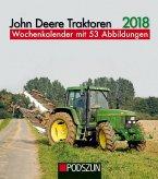 John Deere Traktoren 2018