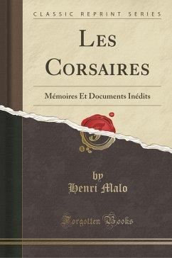 9780243988921 - Malo, Henri: Les Corsaires - Liv