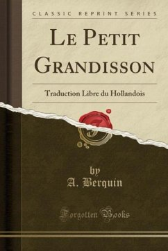 9780243994052 - Berquin, A.: Le Petit Grandisson - Book
