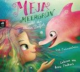 Meja Meergrün rettet den kleinen Delfin / Meja Meergrün Bd.2 (2 Audio-CDs)