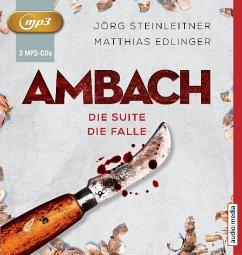 Die Suite & Die Falle / Ambach Bd.5+6 (2 MP3-CDs)