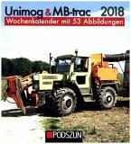 Unimog & MB-trac 2018