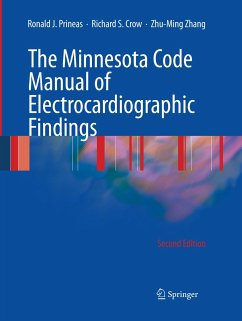 The Minnesota Code Manual of Electrocardiographic Findings - Prineas, Ronald J.; Crow, Richard S.; Zhang, Zhu-ming