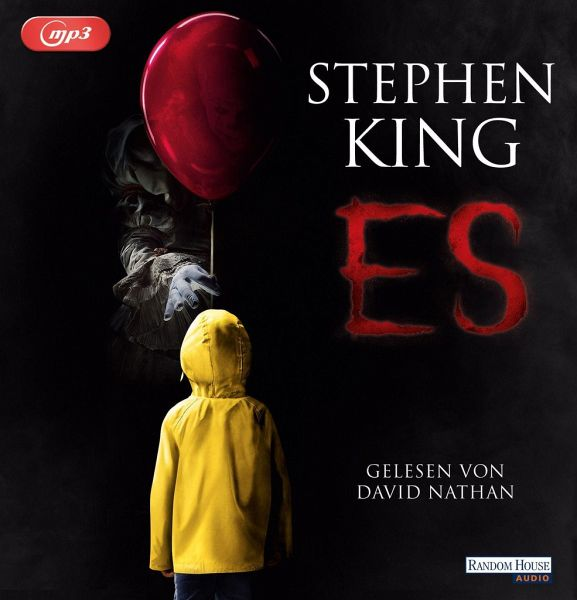 Es, 5 MP3-CDs - King, Stephen