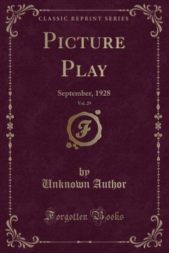 9780243992058 - Author, Unknown: Picture Play, Vol. 29 - Book