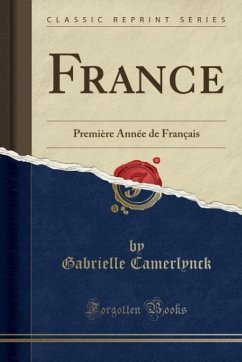 9780243988556 - Camerlynck, Gabrielle: France - Liv