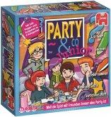 Jumbo 17793 - Party & Co. Junior, Partyspiel, Familienspiel