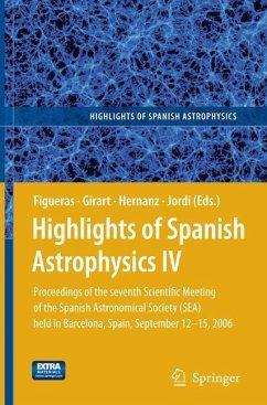 Highlights of Spanish Astrophysics IV