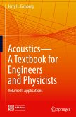 Acoustics - A Textbook for Engineers and Physicists