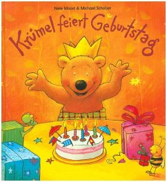 Krümel feiert Geburtstag - Moost, Nele; Schober, Michael