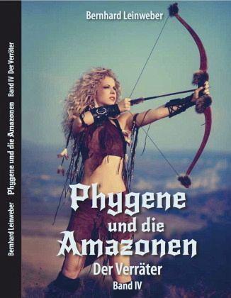 Buch-Reihe Phygene und die Amazonen