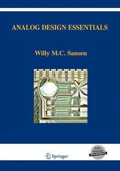 Analog Design Essentials - Sansen, Willy M