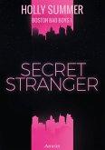 Secret Stranger (Boston Bad Boys Band 1) (eBook, ePUB)