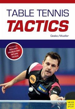 Table Tennis Tactics (eBook, PDF)