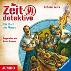 Der Fluch des Pharao / Die Zeitdetektive Bd.36 (MP3-Download)