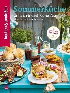 K&G Sommerküche (eBook, ePUB) - genießen, kochen &