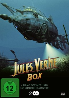 Jules Verne Box - Evigan/Pfeiffer/Muldoon/Archer/Holubar/Various