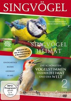 Singvögel unserer Heimat/Die schönsten Vogelstimmen unserer Heimat und der Welt - Diverse