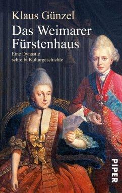Das Weimarer Fürstenhaus (eBook, ePUB) - Günzel, Klaus