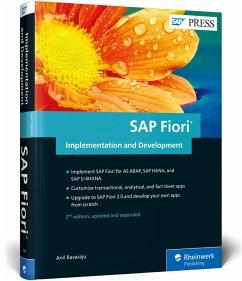 SAP Fiori Implementation and Development - Bavaraju, Anil