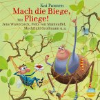 Mach die Biege, Fliege! / Du spinnst wohl! Bd.2 (MP3-Download)