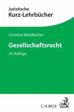 Gesellschaftsrecht - Windbichler, Christine