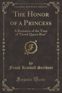 9780259007852 - Scribner, Frank Kimball: The Honor of a Princess - Book