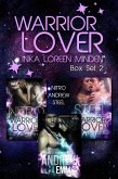 Warrior Lover Box Set 2 (eBook, ePUB)