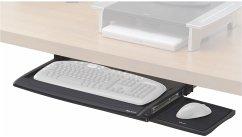Fellowes Office Suites Tastaturschublade schwarz