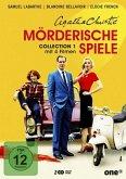 Agatha Christie - Mörderische Spiele. Collection 1 - 2 Disc DVD