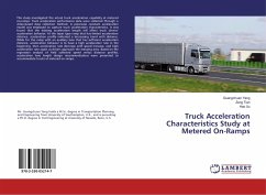 Truck Acceleration Characteristics Study at Metered On-Ramps