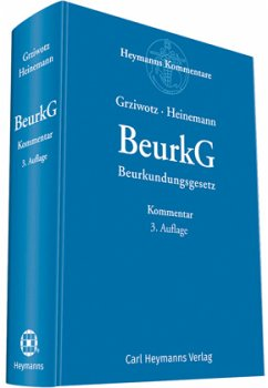 BeurkG - Kommentar - Grziwotz, Herbert;Heinemann, Jörn