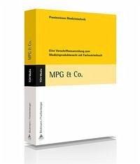 MPG & Co. (eBook, PDF) - Böckmann, Rolf Dieter; Frankenberger, Horst