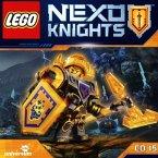 LEGO Nexo Knights Bd.15 (1 Audio-CD)
