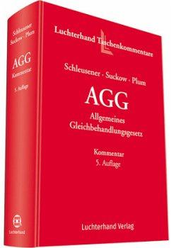 AGG, Allgemeines Gleichbehandlungsgesetz, Kommentar - Schleusener, Aino; Suckow, Jens; Plum, Martin